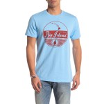Big Island Hop Graphic Print T-Shirt