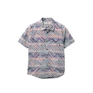 Sundays Floral Woven Shirt (Big Boys)