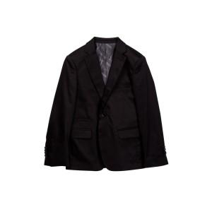 Notch Collar Solid Blazer (Toddler, Little Boys, & Big Boys)