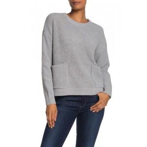 Two Pocket Knit Sweater