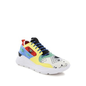 Carrara Patterned Sneaker