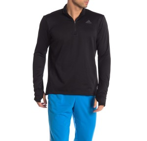 Climawarm Half Zip Pullover