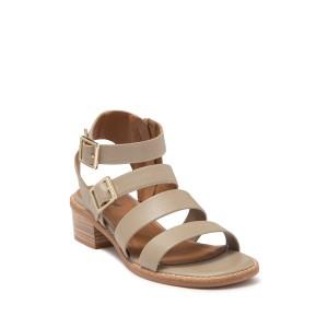 Briar Low Heel Strappy Sandal