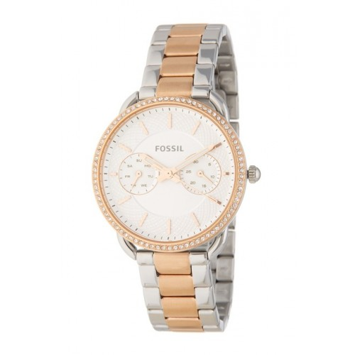 Womens Tailor Crystal Embellished Bracelet Watch, 35mm
