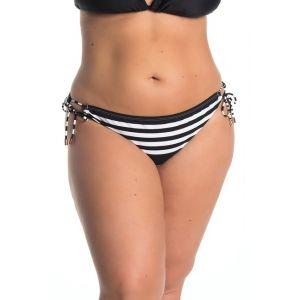 Fine Line Side Tie Hipster Bikini Bottoms