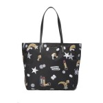 Tossed Charms Tote Bag