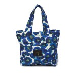 Knot Quilted Tote Bag