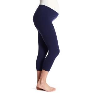 Adin Under Belly Capri Leggings (Maternity)