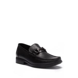 Slip-On Leather Loafer