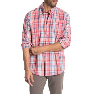 Oxford Check Tailored Fit Shirt