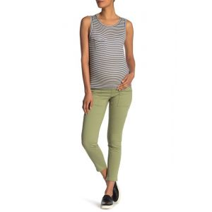 Over The Belly Skinny Pants (Maternity)