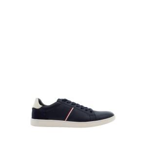 Leo Leather Low Top Sneaker