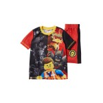 LEGO Movie 2 Some Assembly Required Short Pajama Set (Little Boys & Big Boys)