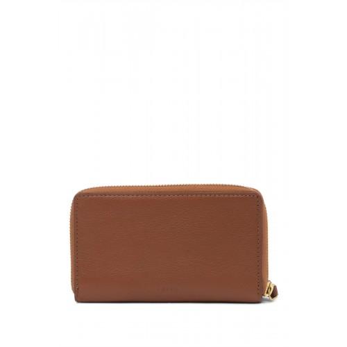 파슬 Caroline Leather Phone Wristlet - RFID Protection