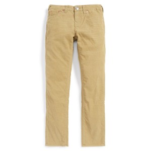 Geno Relaxed Slim Fit Corduroy Pants (Toddler & Little Boys)