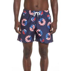 America Floats Sano Swim Trunks