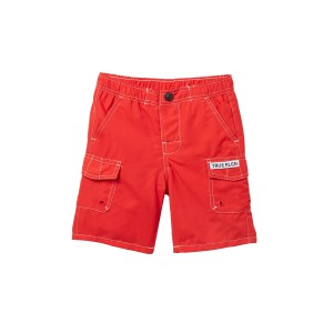 Cargo Swim Shorts (Little Boys)