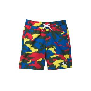 Camo Swim Shorts (Little Boys)