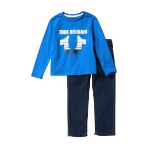 Long Sleeve Set (Toddler Boys)
