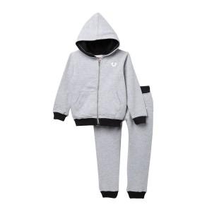 Five Star Hoodie & Pants Set (Toddler Boys)