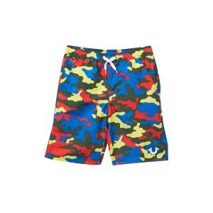 Camo Swim Shorts (Big Boys)