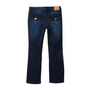 Ricky Single End Relaxed Straight Leg Jeans (Big Boys)