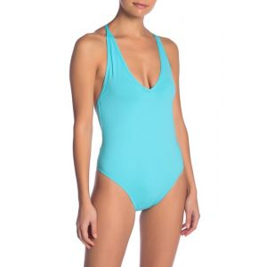 Y-Back One Piece Swimsuit