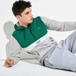 Mens SPORT Hooded Fleece Sweatshirt