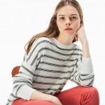 Womens Linen Nautical Shirt