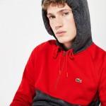Mens SPORT Fleece Tennis Sweatshirt