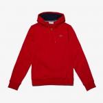 Mens SPORT Hooded Fleece Tennis Sweatshirt