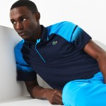 Mens SPORT Technical Pique Tennis Polo