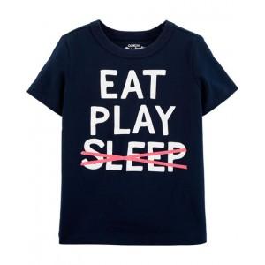 OshKosh Originals Eat Play Sleep Graphic Tee