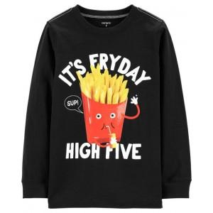 Its FryDay Jersey Tee