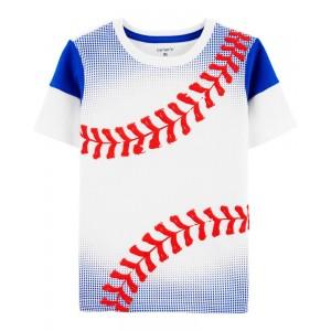 Baseball Jersey Tee