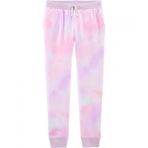 Tie-Dye Fleece Pants