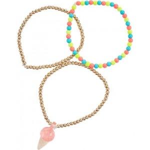 3-Pack Ice Cream Bracelets