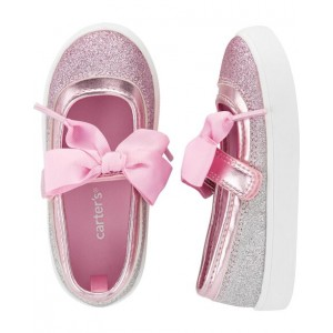 Carters Glitter Mary Jane Shoes