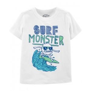 OshKosh Originals Monster Graphic Tee