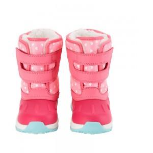 Carter's Heart Snow Boots