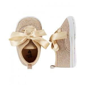 OshKosh Glitter Sneaker Baby Shoes
