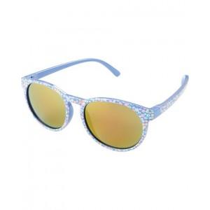 Classic Floral Sunglasses