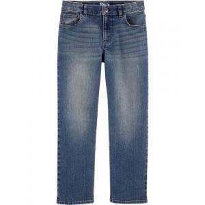 Regular Fit Classic Jeans - Tumble Medium Faded Wash