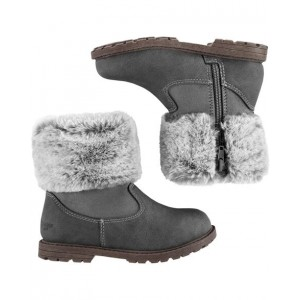 OshKosh Sherpa Foldover Boots