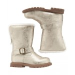 Carter's Faux Sherpa Boots
