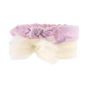 2-Pack Bow Headwraps