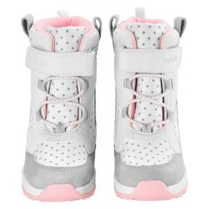 Carter's Unicorn Snow Boots