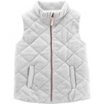 Sparkle Quilted Vest
