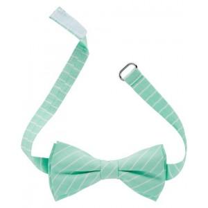 Striped Bow Tie