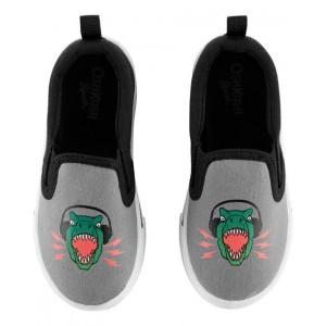 OshKosh Dinosaur Slip-On Shoes